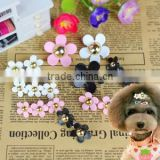 Daisy Hairpin, Pet Hairpin, Fashion Pet Accessories 1/3