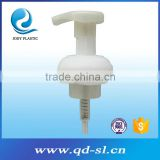 Chinese plastic factory cosmetic cap , New type cream pump ketchup bottle pump