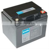 sealed lead acid battery 12v 38ah battery 12volt sla battery manufaturer