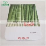 China alibaba bulk BBQ Disposable Bamboo Flag Teppo Skewer Paper Box Packing