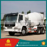 Wholesale China Merchandise 6X4 concrete mixer truck for sale / left/right hand driving mini truck concrete mixer
