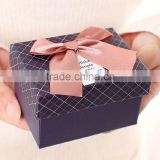 Custom Glossy jewelry box Use and Gift & Craft Industrial Use jewelry packing boxes for ring ---DH20455