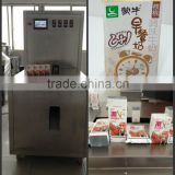 fresh peach juice drink beverage aseptic paper with foil carton filling sealing packing machine