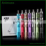 Rebuildable Atomizer haka electronic cigarette 2200mah battery evod starter kit Variable Voltage e cig Vaporizer Pen