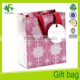 High end design art paper bags for birthday gift                                                                         Quality Choice