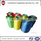 fancy yarns,PP yarn inspection,textile inspection,softline inspection,factory audit,loading supervision,visit factory