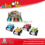 Cheap good product motorcycle toy car model mini car toys for promotion