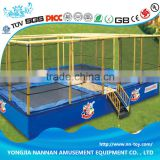 Good quality equipment commercial trampoline for kids and adult