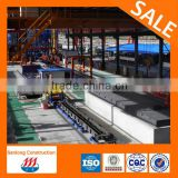 precast railway concrete sleeper mold and machine
