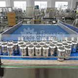 Coconut water can filling line