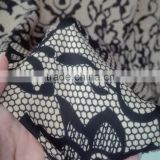 Nida formal black after Classical pattern Printing for fashionable abaya