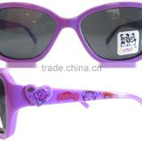 2013 fashion plastic sunglasses silicon kids sunglasses