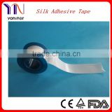 Advanced Surgical Silk adhesive Tape (acetate fabric) Manufacturer CE FDA