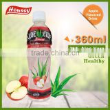 06 Natural Taste Sample Free Aloe Vera Pulp Juice Export Drink