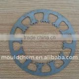 stator core lamination for permanent magnet DC motor
