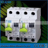 10KA 2P 40A FL7-40 Electronic type RCBO Residual Current Operated Circuit Breakers with intergal Overcurrent Protection