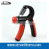Virson Adjustable Resistance Range 22 to 88 lbs Hand Grip/ Hand Exerciser Non-slip Gripper