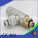 China manufacture low price good quality High sealing performance SF6 gas charging valve