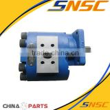 Wholesale PERMCO Gear pump single gear pump P7600-F100NL467(6G) for FOTON LOVOL LOADER, hydraulic pump station