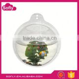 China Acrylic Cheap Aquariums & Accessories, Artificial Aquarium With Artificial Fish