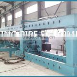 steel pipe hydraulic testing machine with the latest technology and engineers available to service machinery overseas