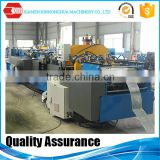 Omega profile roll forming machine C U purlin channel truss furring making machine