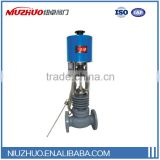 Self-operated electric temperature control valve for large-bore,used for hot water supply,chemical,oil,textile,food