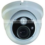 "vandalproof dome housing 1/3"" SONY 600TVL EFFIO Low Illumination, Surveillance color ccd cctv camera"