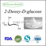 154-17-6 Wholesale Bulk 2-Deoxy-D-glucose / 2 Deoxyglucose for Cancer Treatment and AIDS Treatment