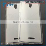 Wholesale Price Matte Pudding Soft Gel Case TPU Cover for ZTE Blade S6