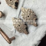 metal handle zinc alloy furniture handle European antique kitchen shoe cabinet door knob drawer pull Hardware part
