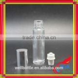 10ml glass perfume bottle with roller ball hot sell roll on perfume empty deodorant bottle
