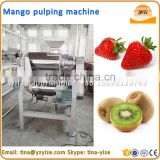 Mango destoning and mango fruit grading machine / mango juice machine / mango pulp machine price