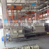 Feiyide Automatic Chrome Nickel Barrel Plating Equipment for Sales