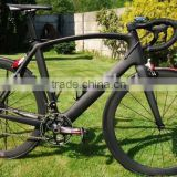 T800 carbon fiber complete road bike,22 speed specialize carbon road bicycle with 6800 groupset +50mm carbon road wheelset