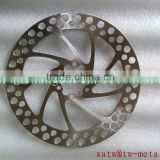 xacd made titanium disc brake made or Ti6AL4V Ti disc brake with 160mm and 180mm
