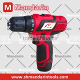 12V cordless hammer drill with 1.30Ah Li-ion battery