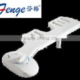 Vertical Spary Type Hand Held Shattaf Toilet Bidet Combination
