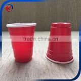 High Quality 16 Oz Disposable Red Party Cups
