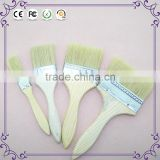 4pcs bristle hair paint brush barbecue paint brushes