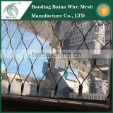 alibaba china supplier professional stainless steel fishing net/stainless steel cable netting