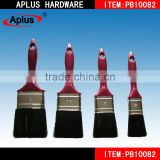Free Sample Hand Tool national paints prices PB10082 wooden handle paint brush soft bristle purdy paint brush wholesale