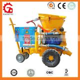 GZ-5 with CE ISO Output 5m3 | h Electric Motor Concrete Spraying Machine