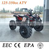 quad bike mini atv road legal quad atv 125cc with EPA
