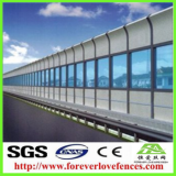 China manufacture highway noise barrier price soundproof acoustic foam panels cheap traffic barrier for sale