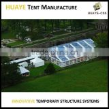 Popular elegant used party tent decoration wedding marquee event tent with liners on lawn