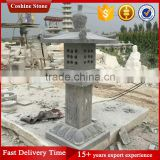 Outdoor Japanese Pagoda Granite Lanterns