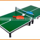 Hot Sold Mini table tennis game set With Legs (GYTT04004)