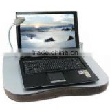 Lap Desk with LED lamp