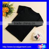 Wholesale soft hand felling child t-shirt sports child t-shirt custom cheapest child clothing